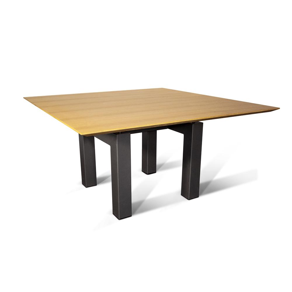 dehomecratic table history square